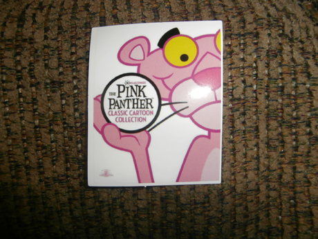 Pink Panther sticker