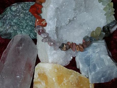 Healing Crystals & Stones