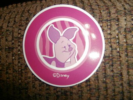 Cute Piglet sticker