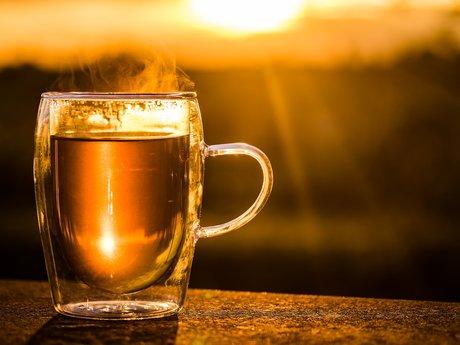 Winter detox tea