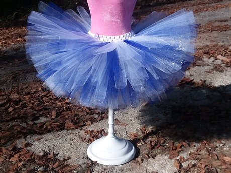 Winter ONEderland Tutu Skirt