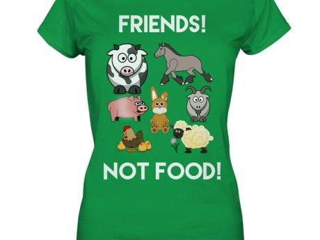 T-Shirt for Vegans & Animal Lovers