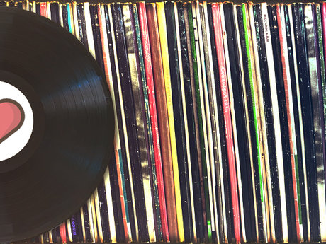 Vinyl Records Care  <3