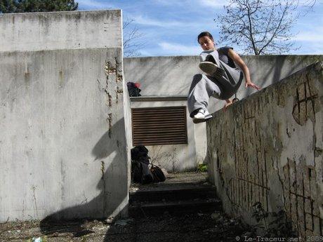 Gymnastics/Parkour coach