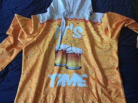 It's beer time sweatshirt