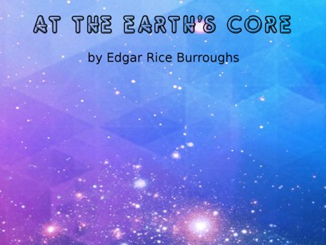 At the Earths Core eBook Copy
