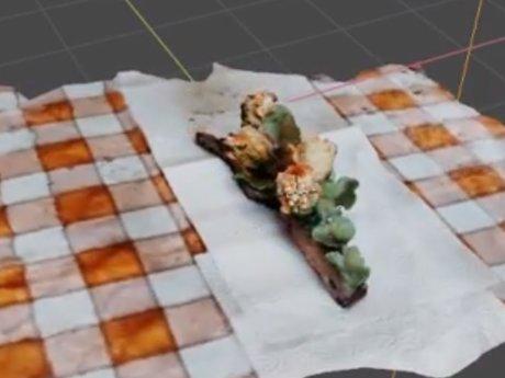 Teaching 3D photoscan (3Dfrom photo