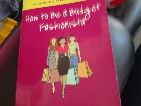 How to be a Budget Fashionista Book