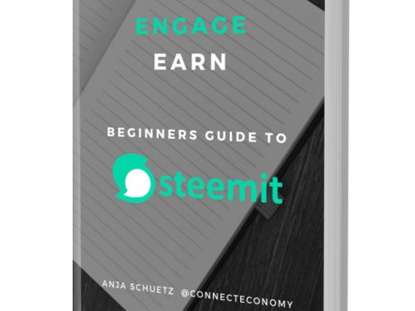 How to EARN crypto on Steemit