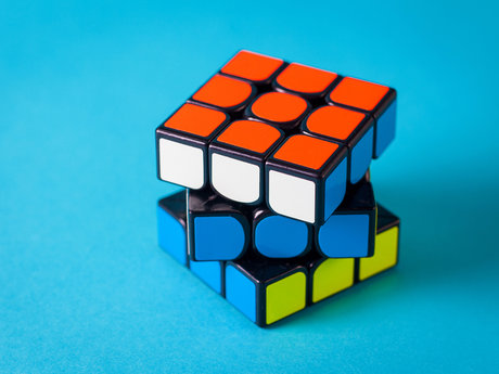 Learn to do Rubiks cube