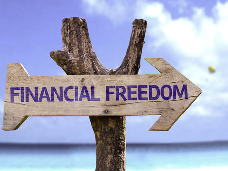 Financial Freedom - Partnered Event