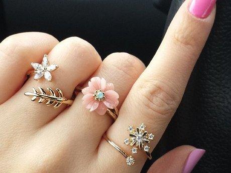 Rings for Women 💍