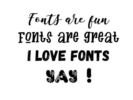 Pack of 60 fonts_4