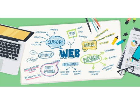 Web designing and analytics