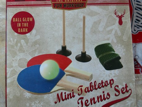 Mini Table Top Tennis