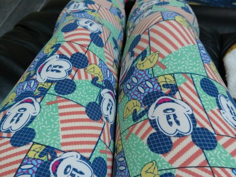 TC LuLaRoe Leggings - Gently Used