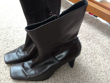 Nine West - 6.5 - Gently Used Boots