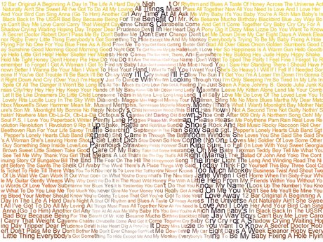 Mosaic from your Picture with Text