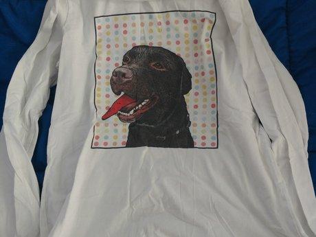 Long Sleeves Dog Shirt - Gentl Used