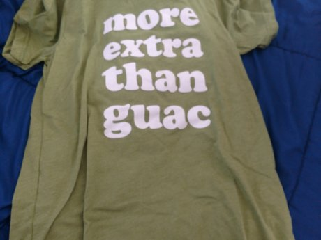 More Extra Than Guac - SmallT-shirt