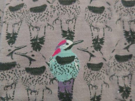 Mossimo XS shirt - Birds