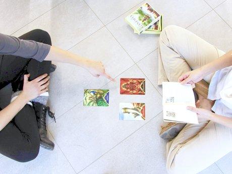 Empowering Oracle Card Coaching