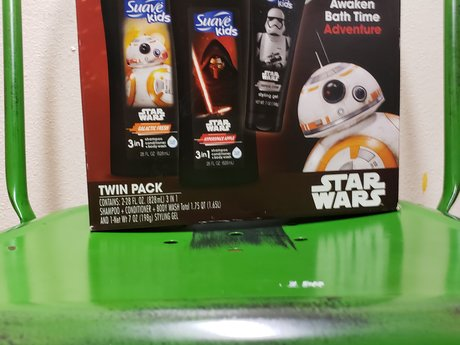 star wars gift box for hair & body