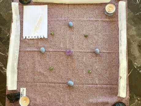1 Name placed on Reiki Healing Grid