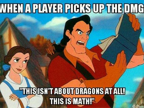 Dungeons & Dragons tutoring.