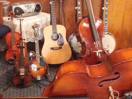 Guitar/Banjo/Theory Lessons