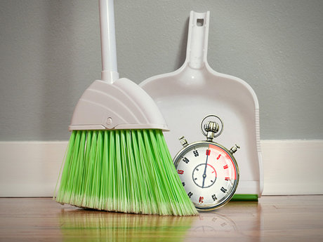 Summer cleaning services.