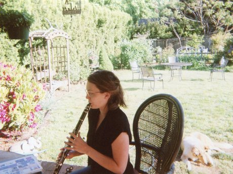 Clarinet Playing