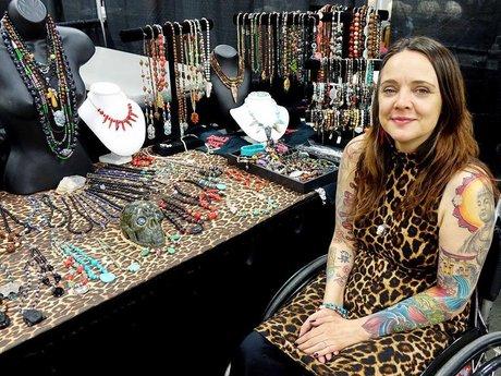 Custom Beaded Jewelry and Repair