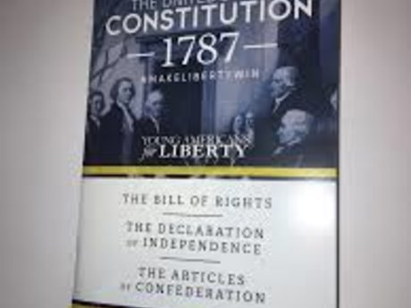 Pocket Constitution ( Personalized)
