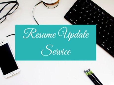 Resume Update Service