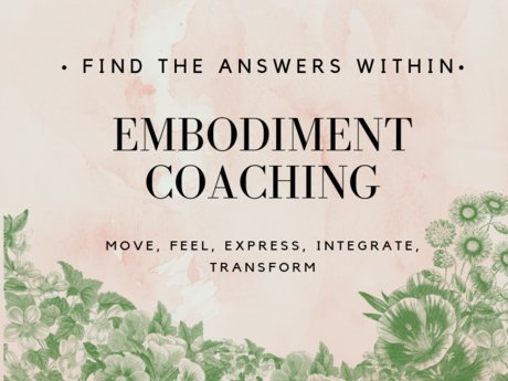 Embodiment coaching