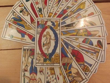 5 Questions Tarot Reading