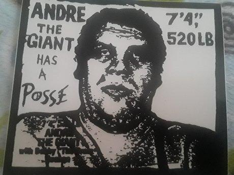 Andre Posse sticker