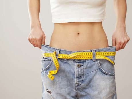 Lose weight safely and naturally