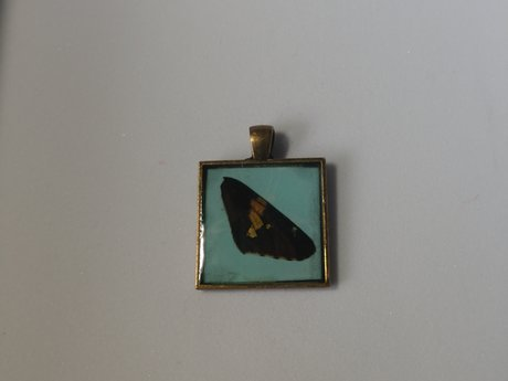 Butterfly Wing Charm