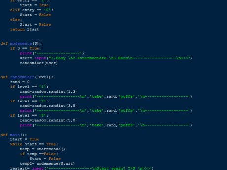 CLI applications in Py ,Java ,C/C++