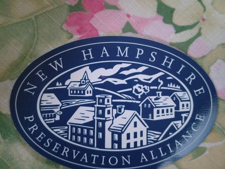 Sticker from NH:)