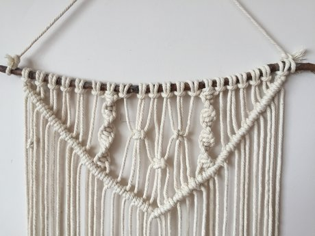 Learn Macrame in Just 4 Easy Knots