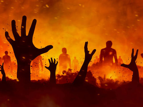 What hell actually is in the Bible