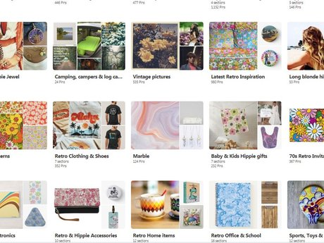 Feature your products on Pinterest