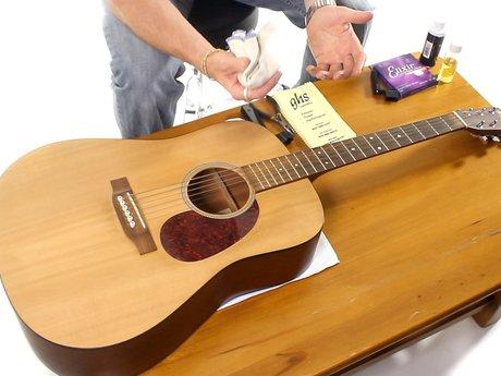 Guitar tune-ups