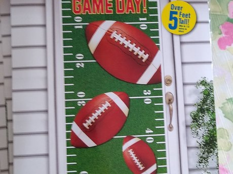 Football Door Decorations