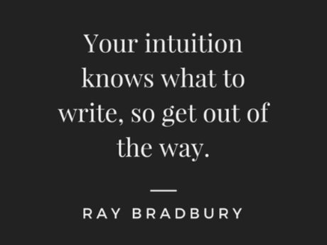 Intuitive Writing Session - 1 Hour