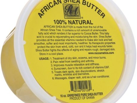 Easy Shea Butter Cold Lotion Recipe