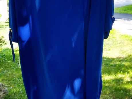 Kasper Large Shirt - Blue